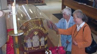 Reliquien der hl. Therese