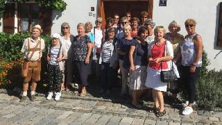 Bildungsfahrt nach Murnau am 31.08.2019