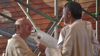 Amtseinführung von Pfarrer Michael Kratschmer