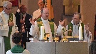 Einführung Pfarrer Kratschmer