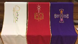 Die liturgischen Farben und deren Symbolik