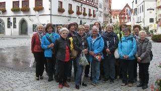 Bildungsfahrt nach Nördlingen 02.09.2017