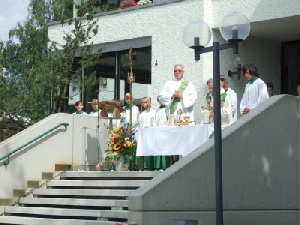 Pfarreisommerfest 2007