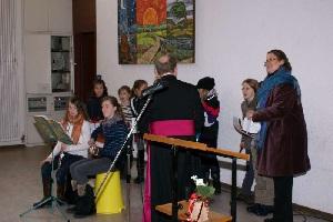 Anton Schmid feiert Ortsjubiläum