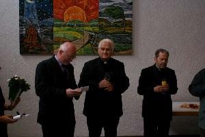 70. Geburtstag Pater Kazimierz