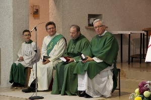 Erich Wagner in St. Franziskus