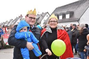 Faschingsumzug 2017