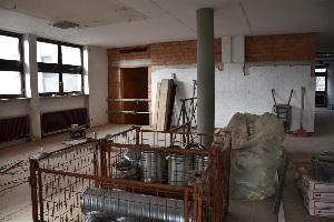 Baufortschritt im November