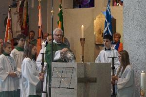 Verabschiedung Pfarrer Schmid