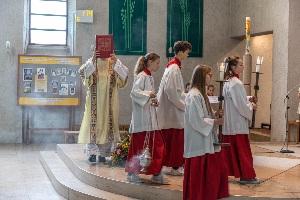 90 Jahre Pfarrkirche St. Franziskus